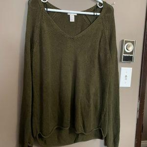 H&M Basic sweater